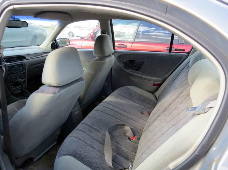 2000 Chevrolet Malibu 4dr Sedan - Onarga IL