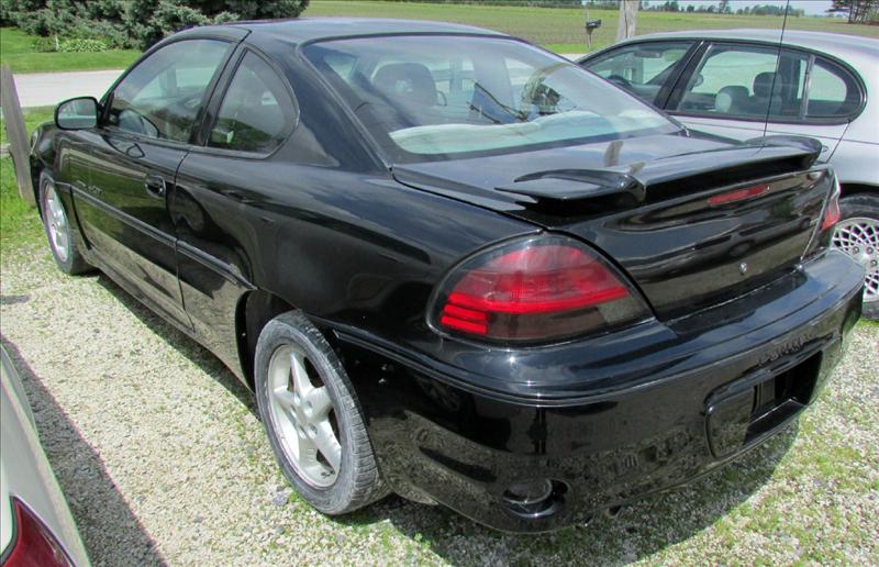 1999 Pontiac Grand Am GT1 2dr Coupe - Onarga IL