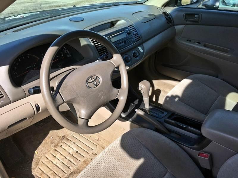 2002 Toyota Camry SE 4dr Sedan - Onarga IL