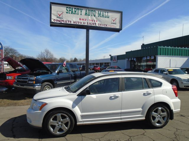 2007 DODGE CALIBER RT AWD 4DR WAGON white leather loaded  awd  must see there have been no