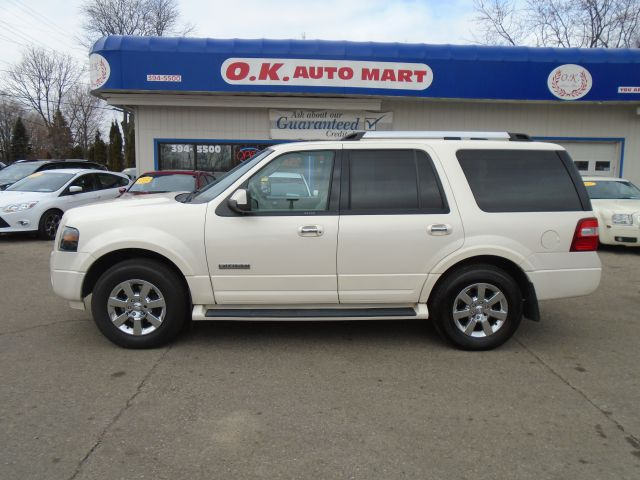 2007 FORD EXPEDITION LIMITED 4DR SUV 4WD withe 7pass  leather  dvd pkg  4wd  must see 100