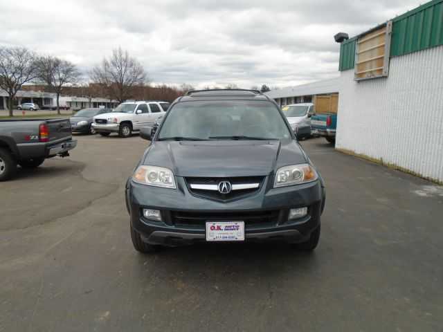 2004 ACURA MDX TOURING WRES WNAVI AWD 4DR SUV gray loaded  leather  navigation  sun roo