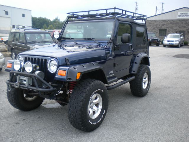 2003 Jeep Wrangler for sale in LA GRANGE KY