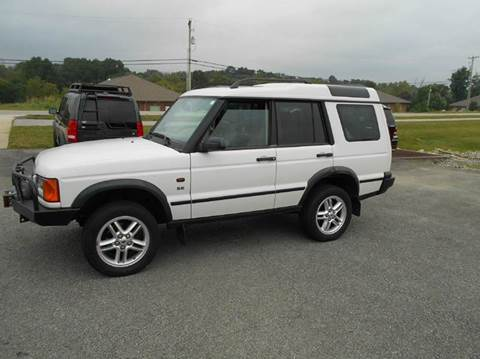 2002 land rover discovery series ii for sale. Black Bedroom Furniture Sets. Home Design Ideas