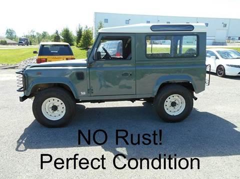 land rover defender for sale kentucky. Black Bedroom Furniture Sets. Home Design Ideas