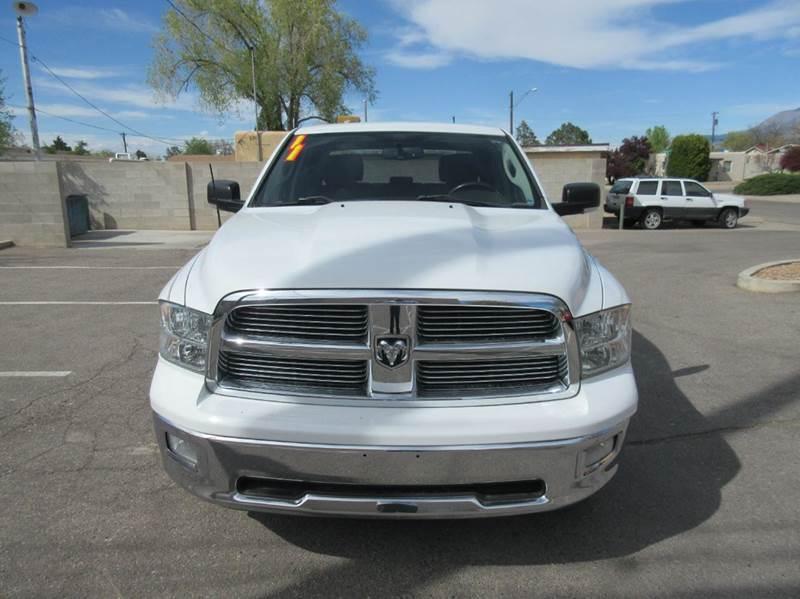 2011 RAM Ram Pickup 1500 Big Horn 4x2 4dr Crew Cab 5.5 ft. SB Pickup - Albuquerque NM