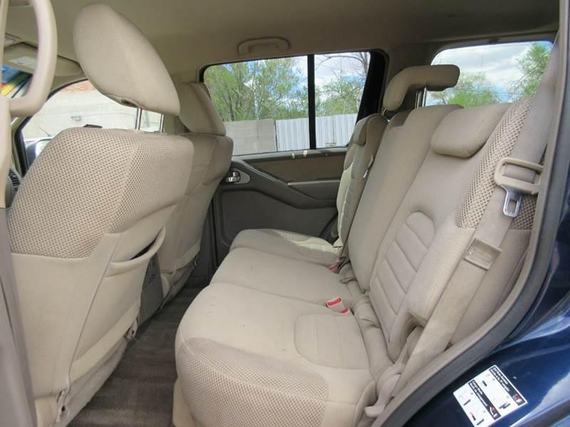 2011 Nissan Pathfinder 4x4 SV 4dr SUV - Albuquerque NM