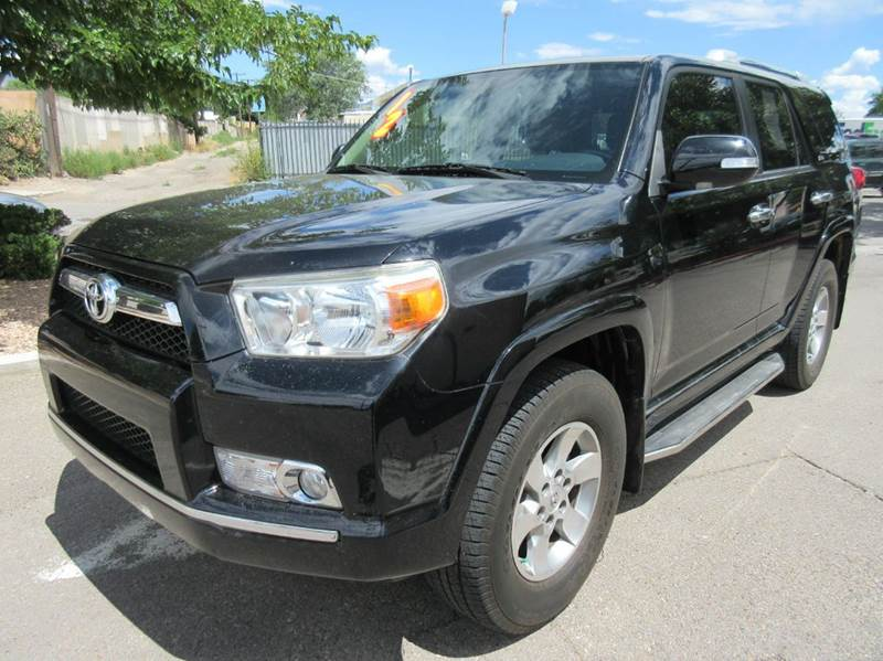 2012 Toyota 4Runner Limited AWD 4dr SUV - Albuquerque NM
