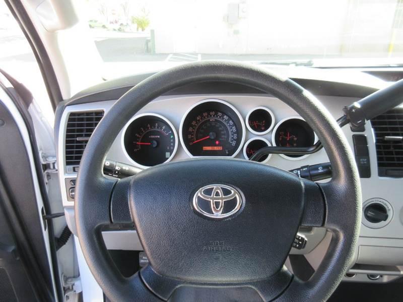 2008 Toyota Tundra SR5 4x4 4dr Double Cab SB (4.7L V8) - Albuquerque NM