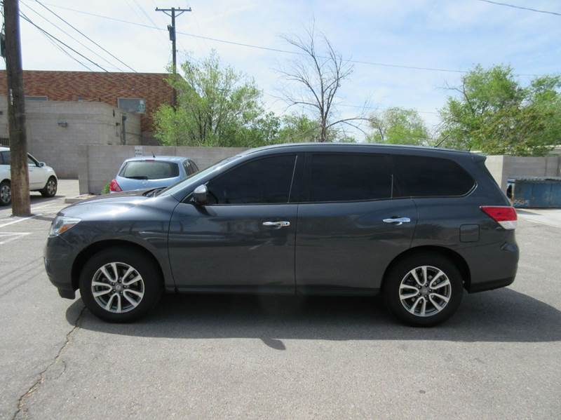 2014 Nissan Pathfinder 4x4 SV 4dr SUV - Albuquerque NM