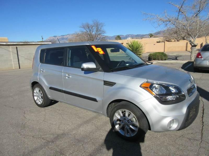 2013 Kia Soul + 4dr Wagon 6A - Albuquerque NM