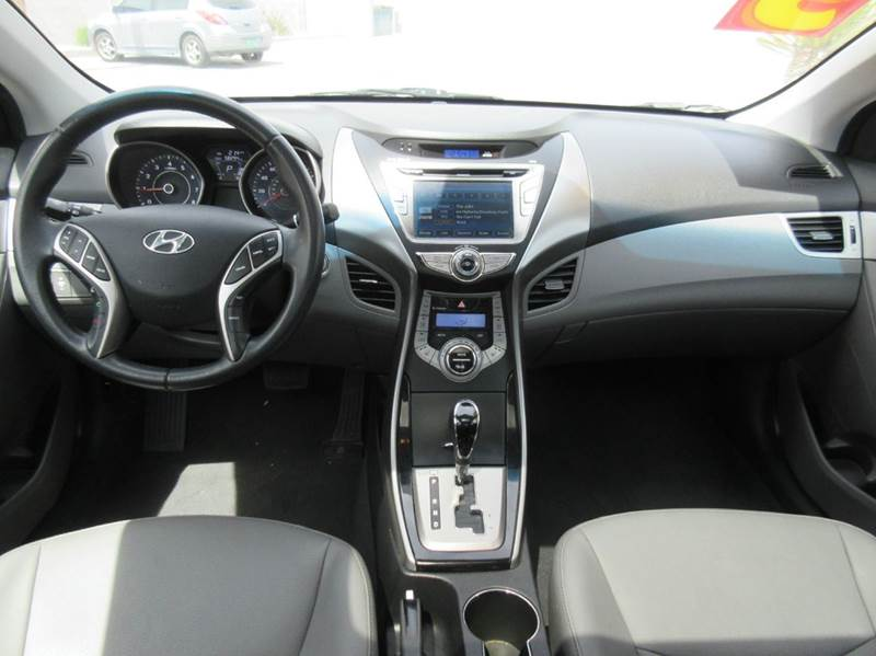 2013 Hyundai Elantra Limited 4dr Sedan - Albuquerque NM