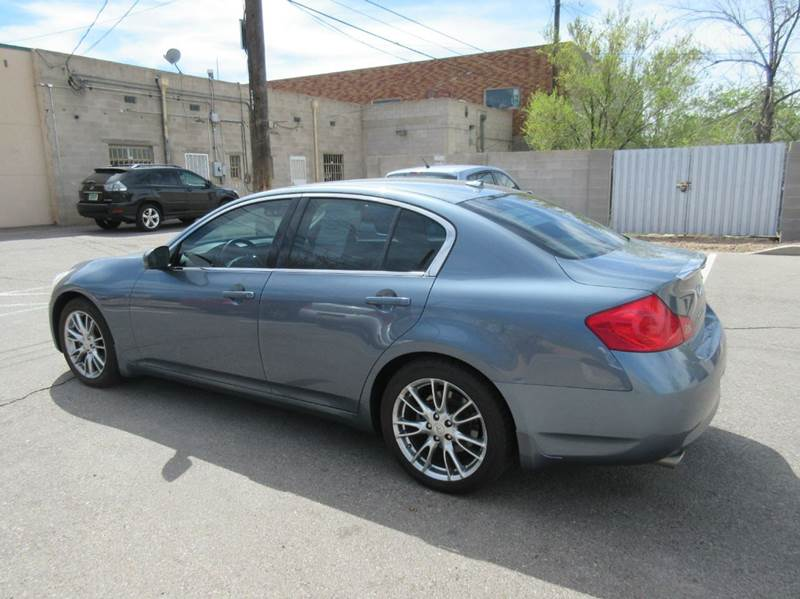 2008 Infiniti G35 Journey 4dr Sedan - Albuquerque NM