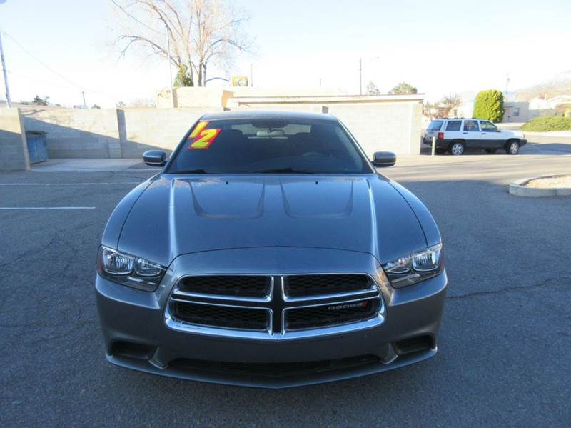 2012 Dodge Charger SE 4dr Sedan - Albuquerque NM