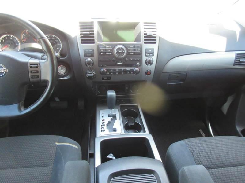 2010 Nissan Armada 4x4 SE 4dr SUV - Albuquerque NM