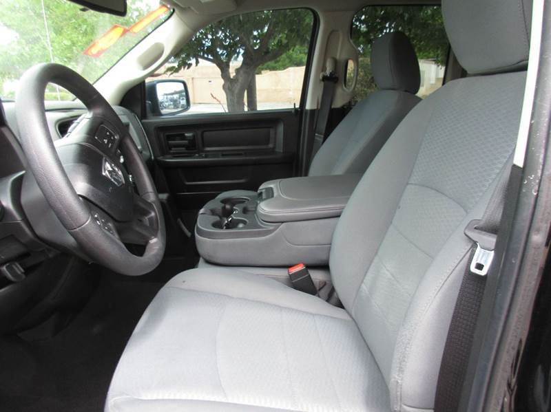 2014 RAM Ram Pickup 1500 4x4 Tradesman 4dr Quad Cab 6.3 ft. SB Pickup - Albuquerque NM