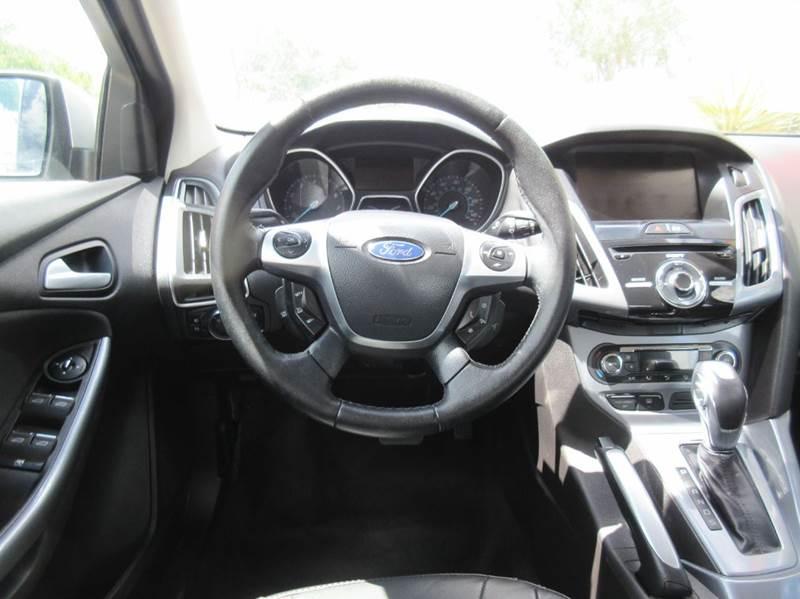 2013 Ford Focus Titanium 4dr Sedan - Albuquerque NM