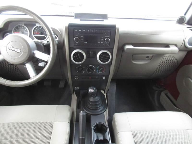 2008 Jeep Wrangler 4x4 Sahara 2dr SUV - Albuquerque NM
