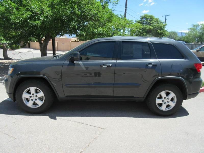 2011 Jeep Grand Cherokee 4x4 Laredo 4dr SUV - Albuquerque NM