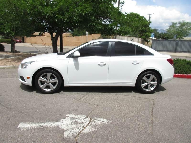 2014 Chevrolet Cruze 2LT Auto 4dr Sedan w/1SH - Albuquerque NM