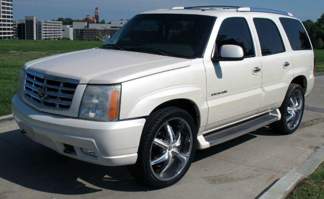 2002 Cadillac Escalade