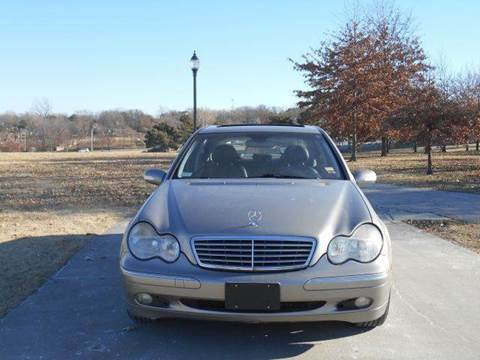 2003 Mercedes-Benz C-Class for sale in Kansas City MO