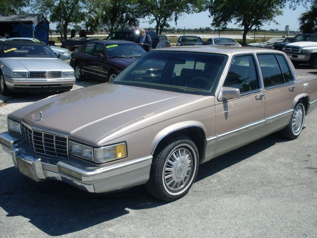 1991 cadillac deville sedan in sarasota anna maria. Cars Review. Best American Auto & Cars Review