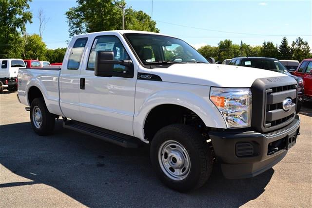 2014 Ford F-250 Super Duty