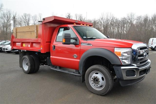 2011 Ford F-550 Super Duty