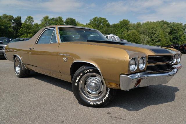 1970 Chevrolet Custom El Camino V8