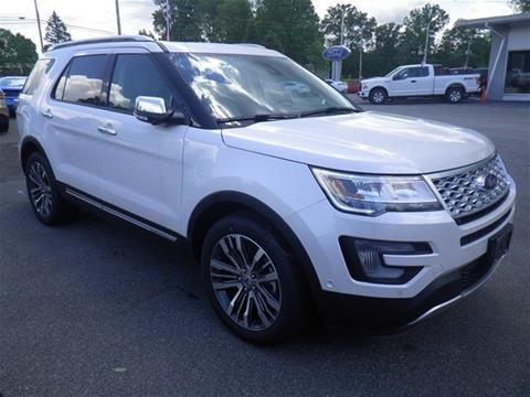 2017 Ford Explorer for sale in Rhinebeck, NY