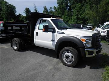 2016 Ford F-550 for sale in Rhinebeck, NY