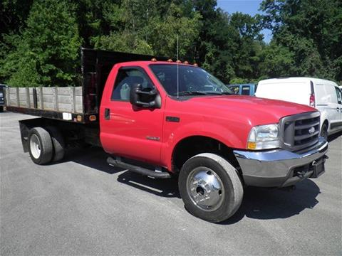 2004 Ford F-550 for sale in Rhinebeck, NY