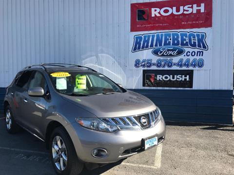 2010 Nissan Murano for sale in Rhinebeck, NY