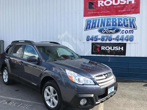 2014 Subaru Outback for sale in Rhinebeck, NY