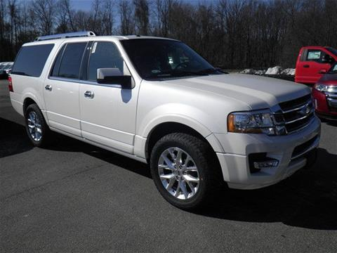 2017 Ford Expedition EL for sale in Rhinebeck, NY