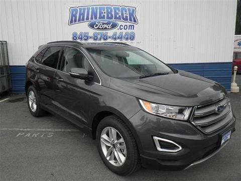 2017 Ford Edge for sale in Rhinebeck, NY