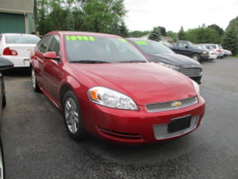 2014 Chevrolet Impala Limited for sale in Bergen, NY