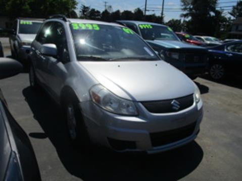 2007 Suzuki SX4 Crossover for sale in Bergen, NY