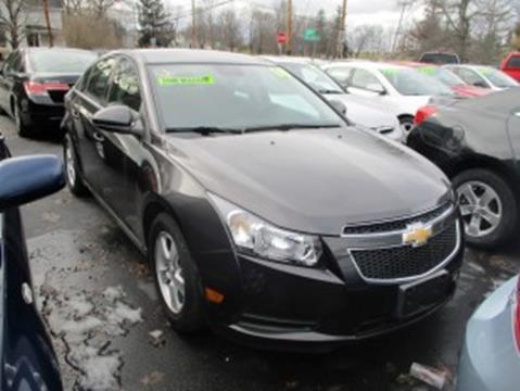 2014 Chevrolet Cruze for sale in Bergen, NY