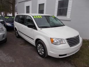 2009 Chrysler Town and Country for sale in Bergen, NY