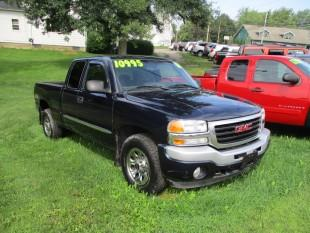 2006 GMC Sierra 1500 for sale in Bergen, NY