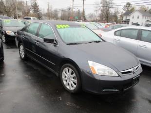 2007 Honda Accord for sale in Bergen, NY