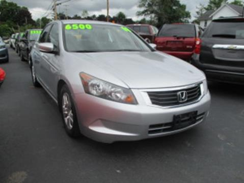 2008 Honda Accord for sale in Bergen, NY