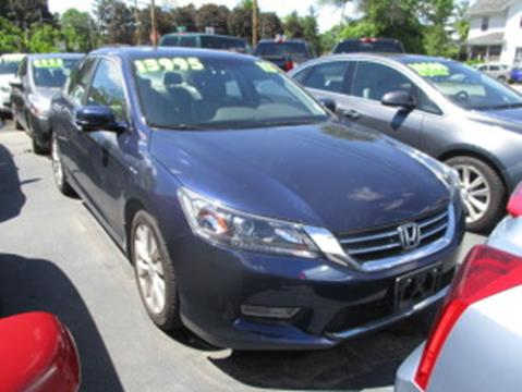 2013 Honda Accord for sale in Bergen, NY