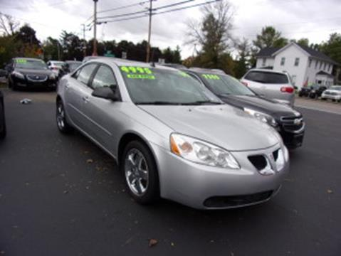 2009 Pontiac G6 for sale in Bergen, NY