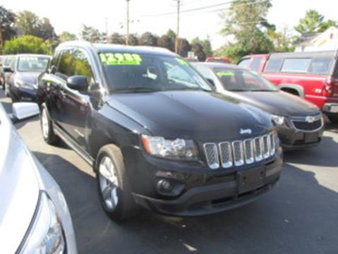 2014 Jeep Compass for sale in Bergen, NY