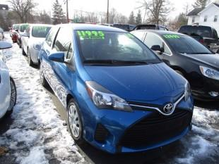 2016 Toyota Yaris for sale in Bergen, NY