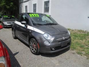 2012 FIAT 500 for sale in Bergen, NY