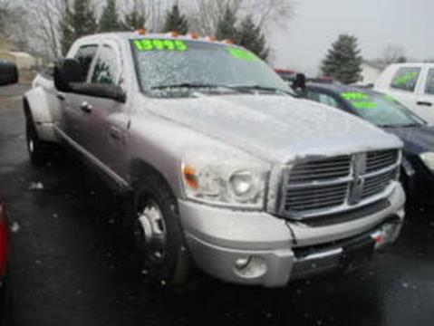 Dodge ram pickup 3500 for sale in new york for Burritt motors oswego ny